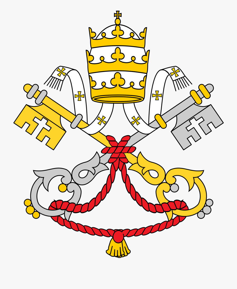 Toaru Majutsu No Index Fanfiction Wikia - Coats Of Arms Of The Holy See, Transparent Clipart