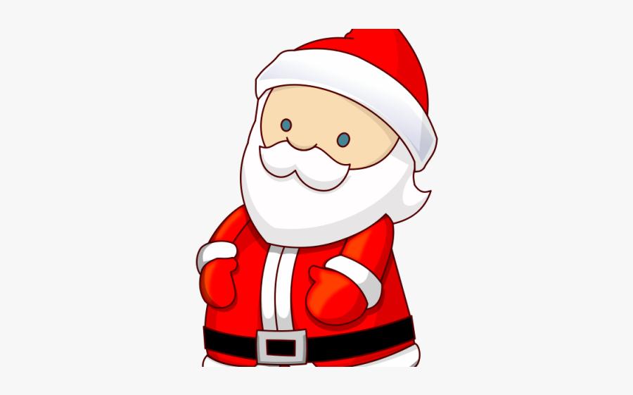 Santa Claus Gif Png, Transparent Clipart