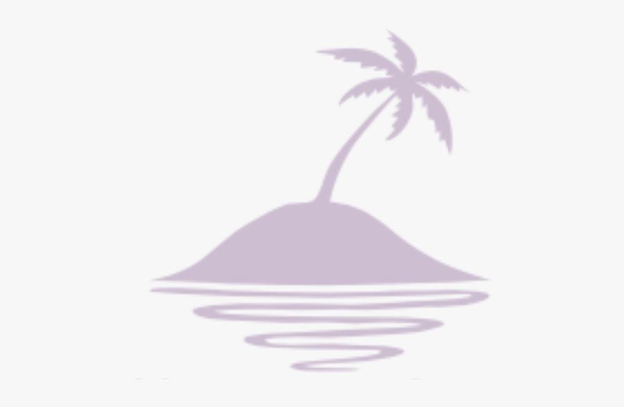 Billy Hawk - Palm Tree Stamp Transparent, Transparent Clipart