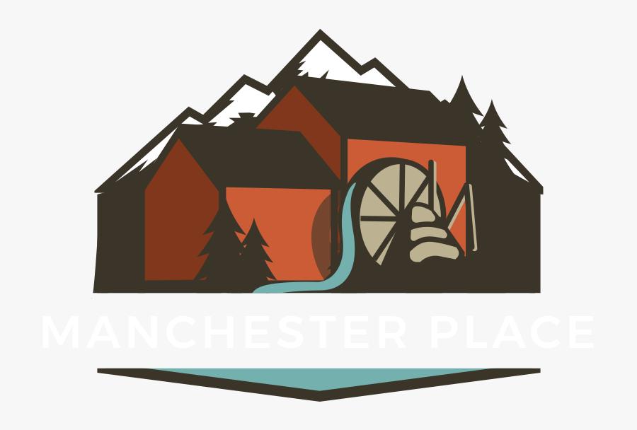 Manchester Place - Illustration, Transparent Clipart
