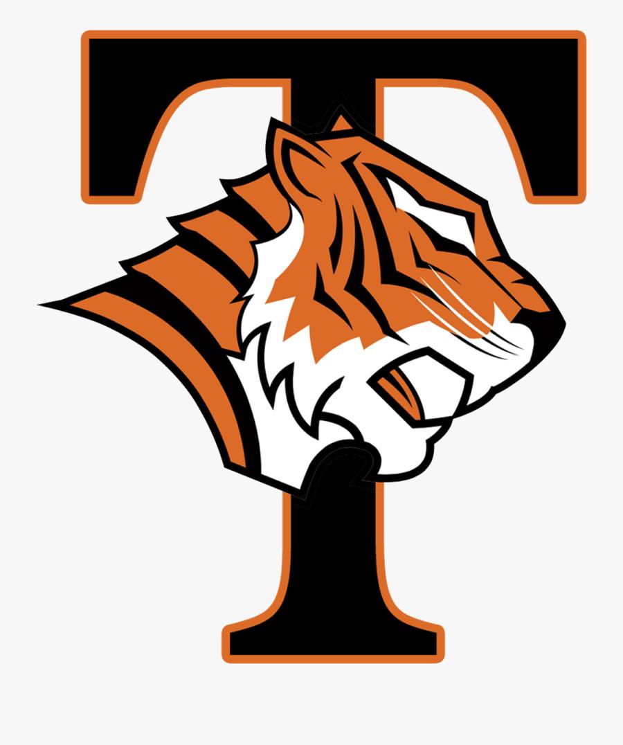 Technical High School Logo, Transparent Clipart