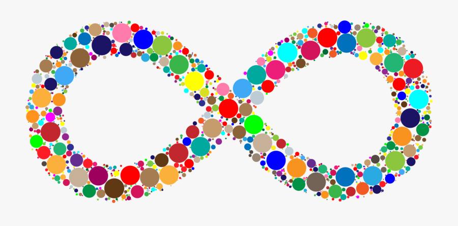 Transparent Infinity Symbol Clipart - Symbol Infinity Heart Png, Transparent Clipart