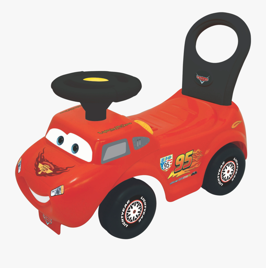 VOITURE DISNEY PIXAR CARS RED
