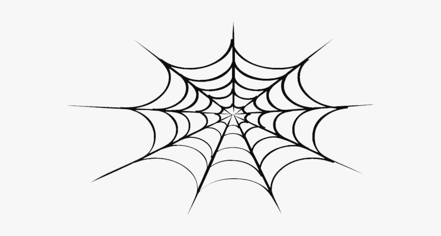 Halloween Spider Web Png Transparent Image Black Widow Spider Web Vector Free Transparent Clipart Clipartkey