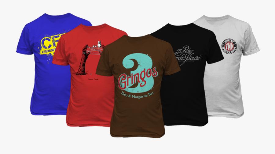 Clip Art Shirts Printing Kingston Shark - T Shirt Print Png, Transparent Clipart