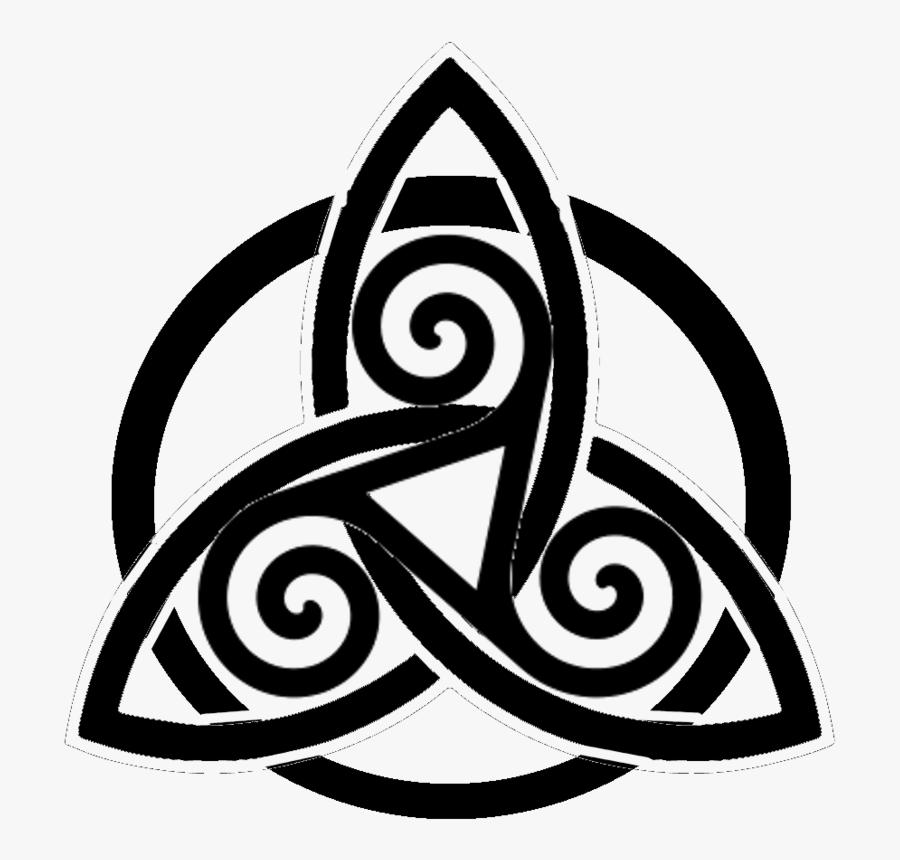 Clip Art Holy Trinity Symbol - Simbolo De Vida Tatuagem, Transparent Clipart