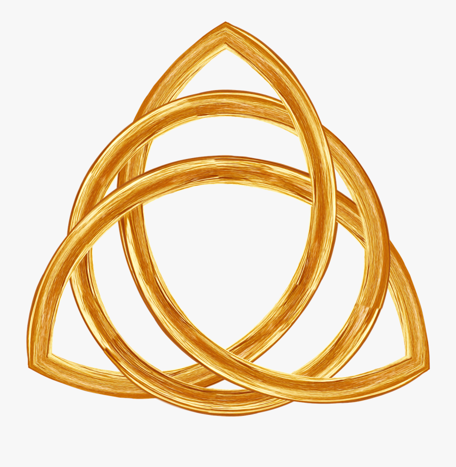 Holy Trinity Emblem Free Picture - Holy Trinity Symbol Png, Transparent Clipart