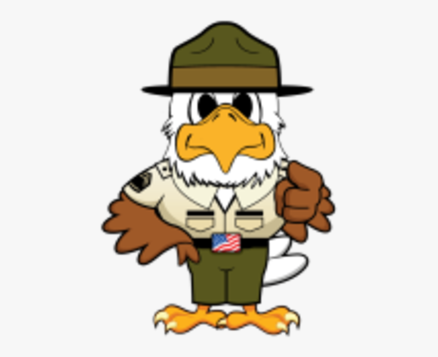 Transparent Drill Sergeant Clipart - Cartoon, Transparent Clipart
