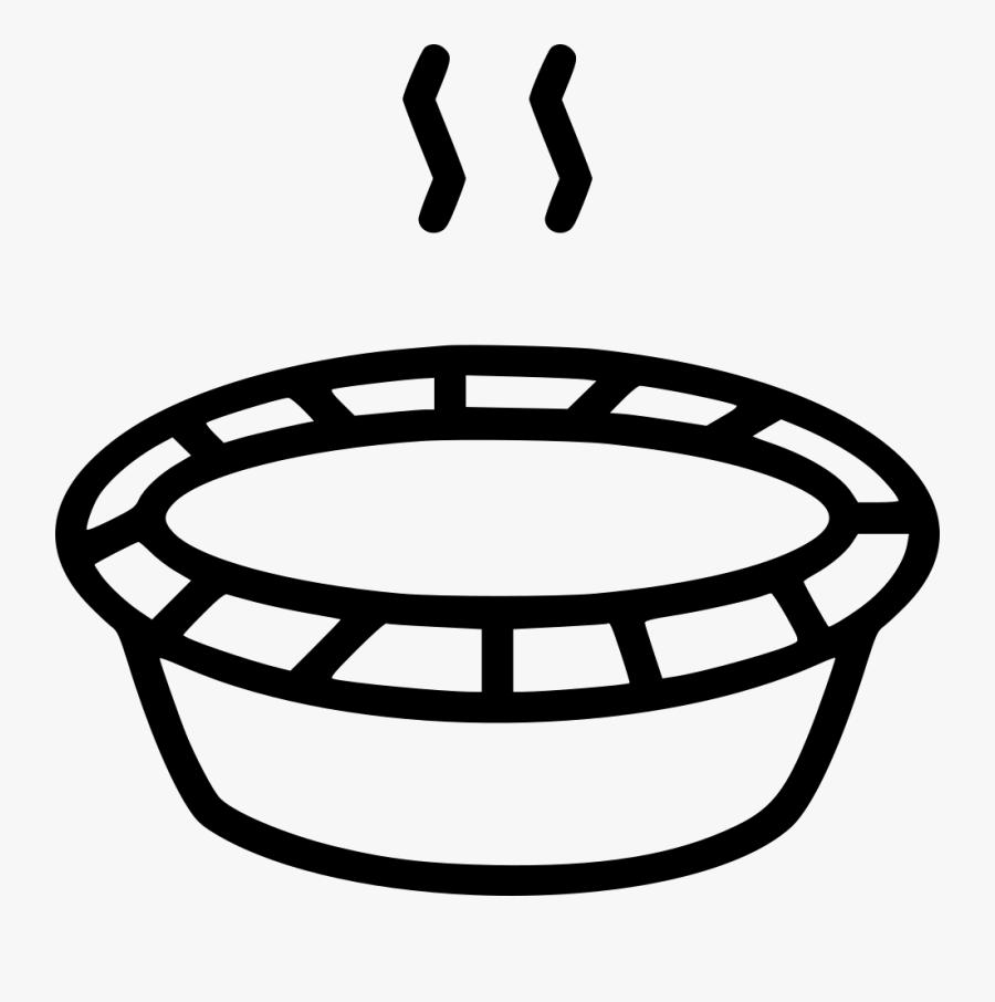 Pie Cranberry Thanksgiving Bake - Steak Pie, Transparent Clipart