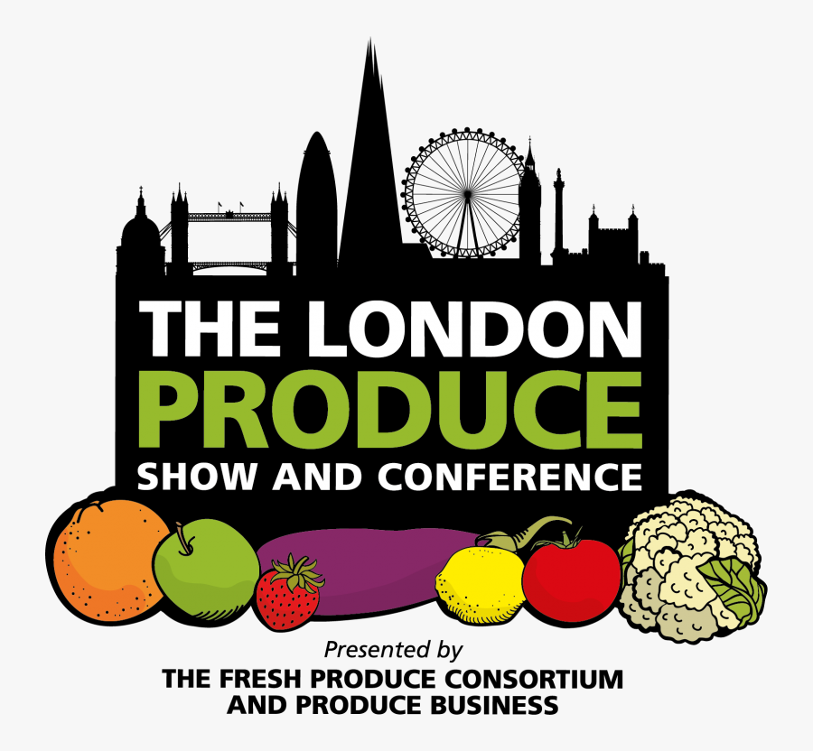 London Produce Show 2019, Transparent Clipart