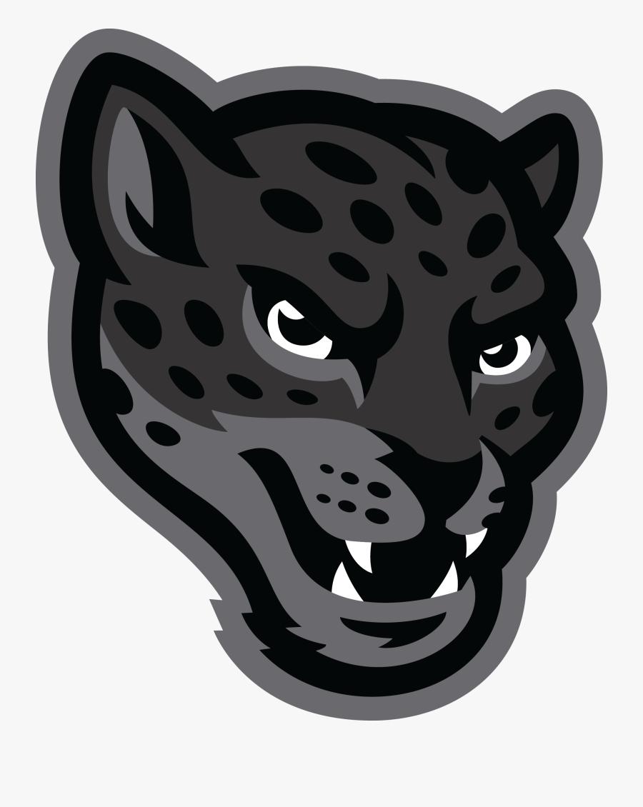 Felidae,head,jaguar,clip Art,small To Medium Sized - A&m San Antonio Jaguar, Transparent Clipart
