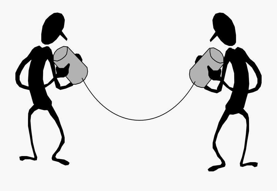 Transparent Communicate Clipart - Communication Skills, Transparent Clipart