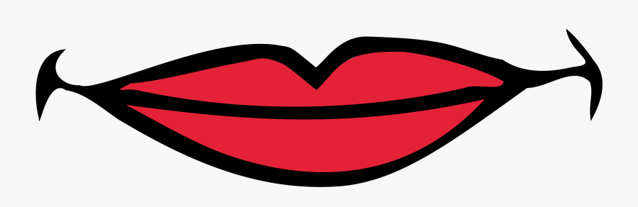 Mouth Quiet Lips Clipart Free Images Transparent Png - Closed Lips Clipart, Transparent Clipart