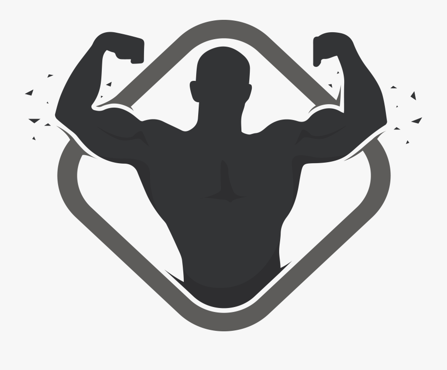Free Stock Dumbbell Clipart Body Building Body Fitness Logo Free Transparent Clipart Clipartkey