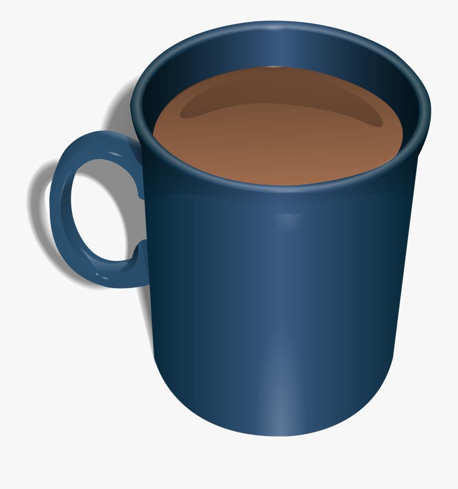 Coffee Mug - Mug Of Coffee Clipart, Transparent Clipart