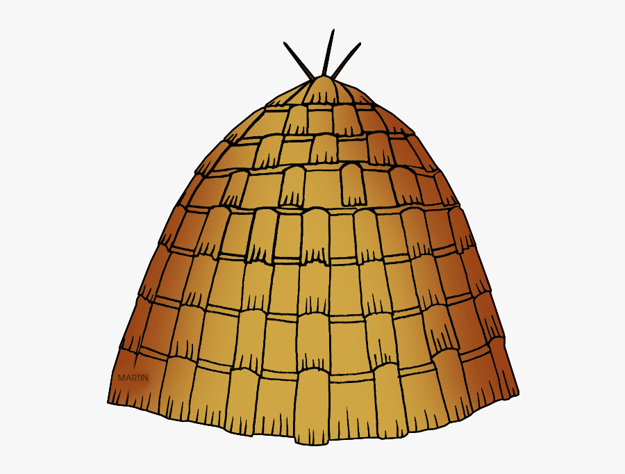 Clipart Native American Home, Transparent Clipart