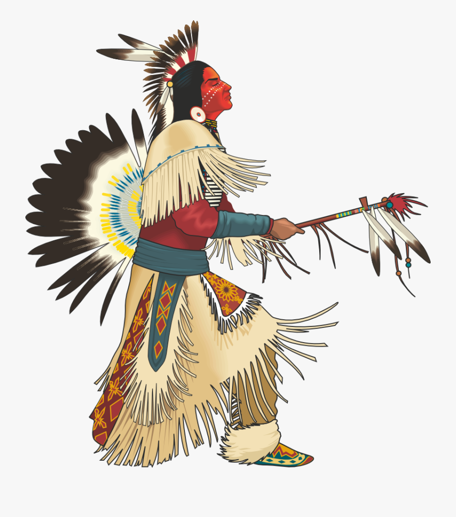 Dance Clip Art Images - Native American Clipart, Transparent Clipart