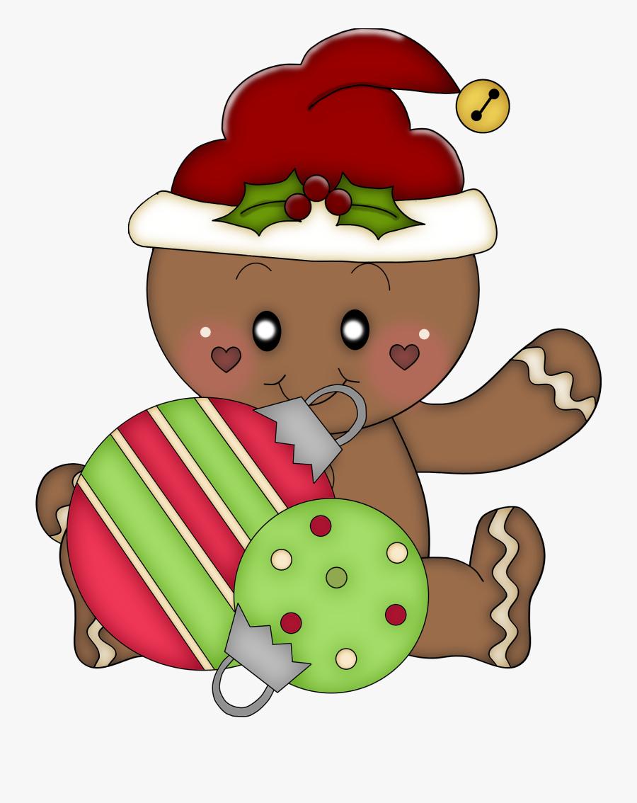 Gingers G Pinterest - Clip Art Christmas Gingerbread, Transparent Clipart