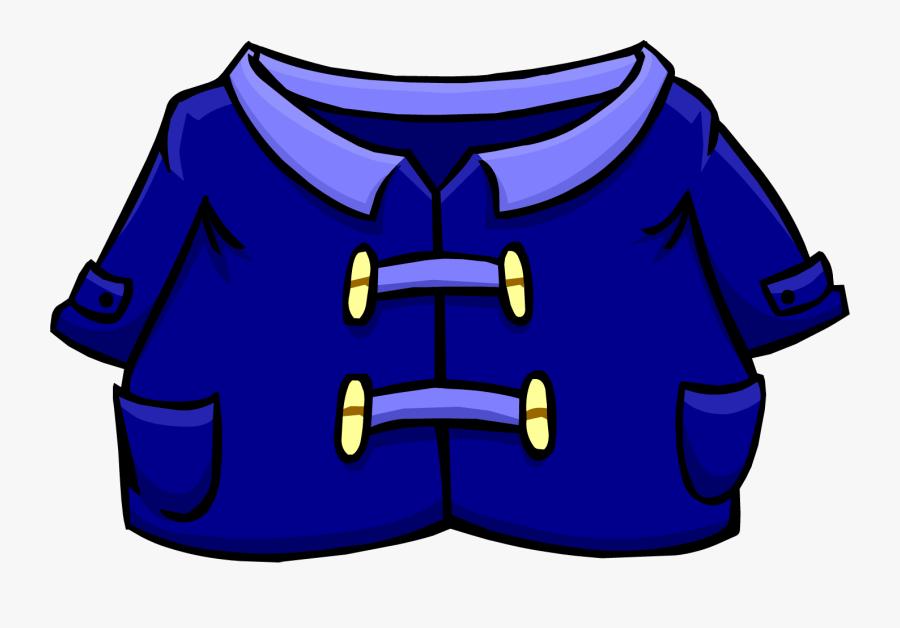 Coat Clipart Trench Coat - Club Penguin Book Codes, Transparent Clipart