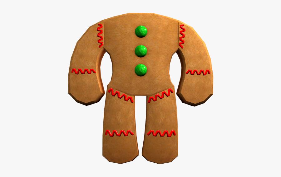 Gingerbread Man Png - Roblox Gingerbread Man, Transparent Clipart