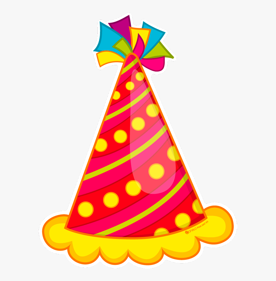 Birthday Hat Clipart Photo Booth Prop - Party Hat Photo Booth, Transparent Clipart