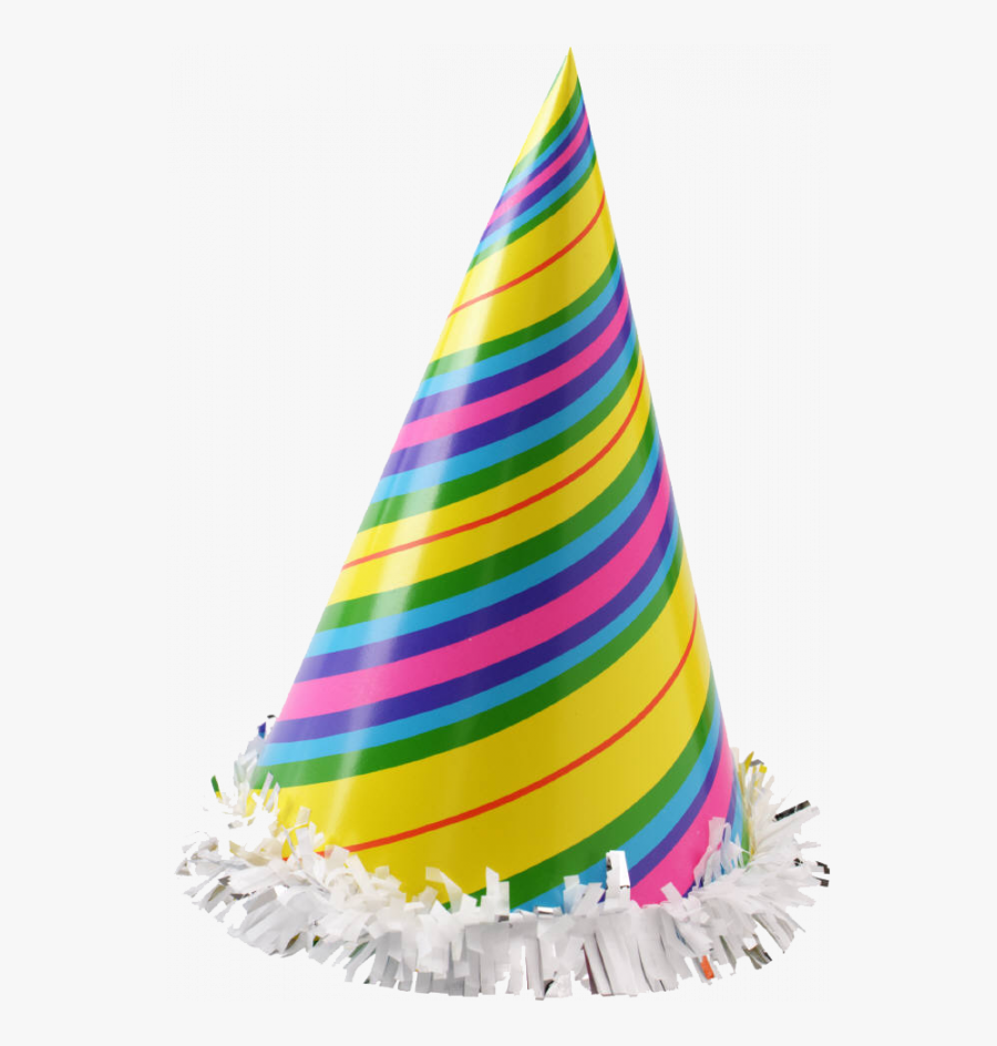 Hd Party Transparent Background - Transparent Background Birthday Hat Png, Transparent Clipart