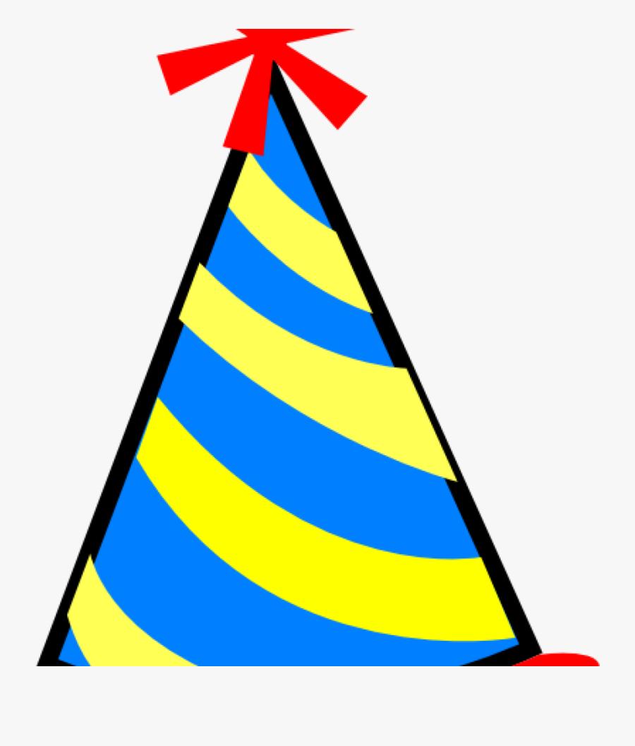 Transparent Background Birthday Hat Clipart , Png Download - Transparent Background Party Hat Clipart, Transparent Clipart