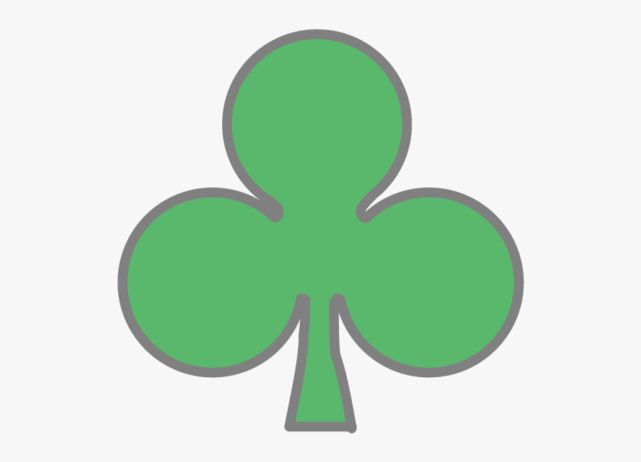 View All Images-1 - Shamrock, Transparent Clipart