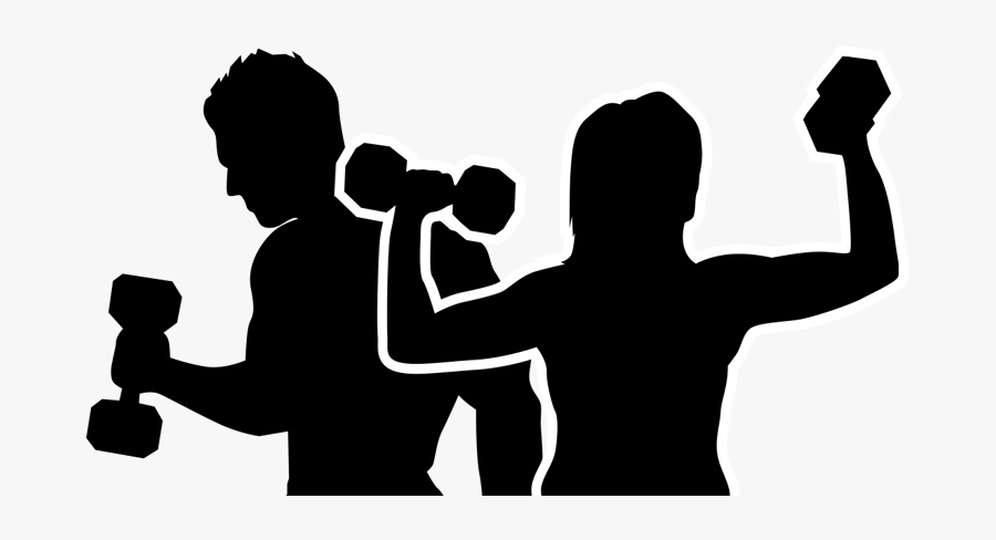 Personal Trainer Exercise Clip Art Physical Fitness - Personal Trainer Png, Transparent Clipart