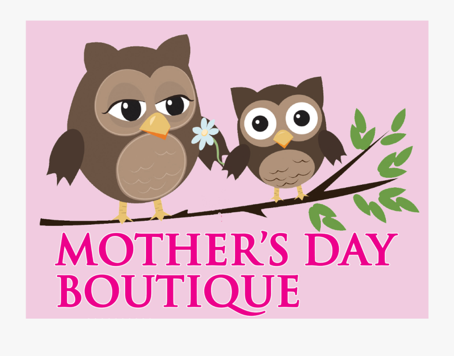 Mother Day Cartoon Cards, Transparent Clipart