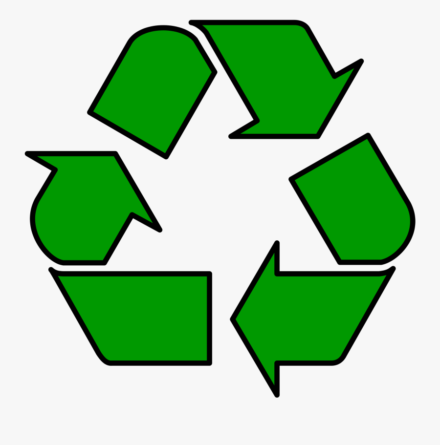 Wikipedia, The Free Encyclopedia - Recycle Symbol Clipart, Transparent Clipart