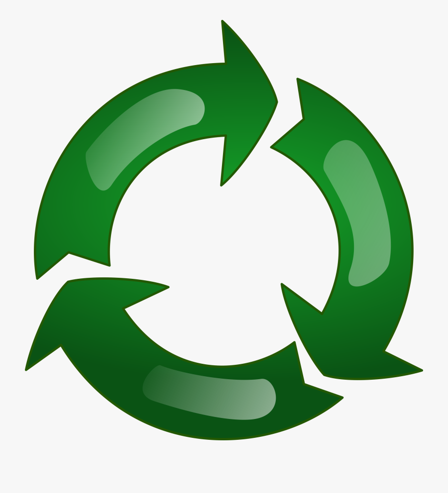 Recycle Clipart Recycling - Recycle Gif Png, Transparent Clipart
