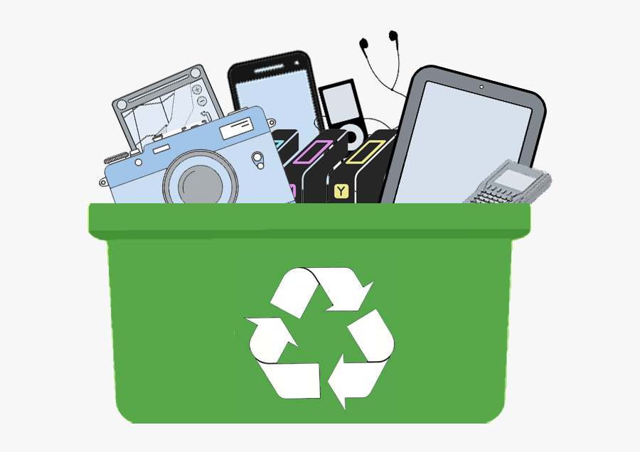 Transparent Recycle Icon Png - Recycle E Waste Icon, Transparent Clipart