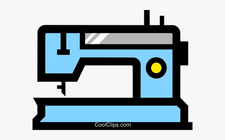 Sewing Machines, Transparent Clipart