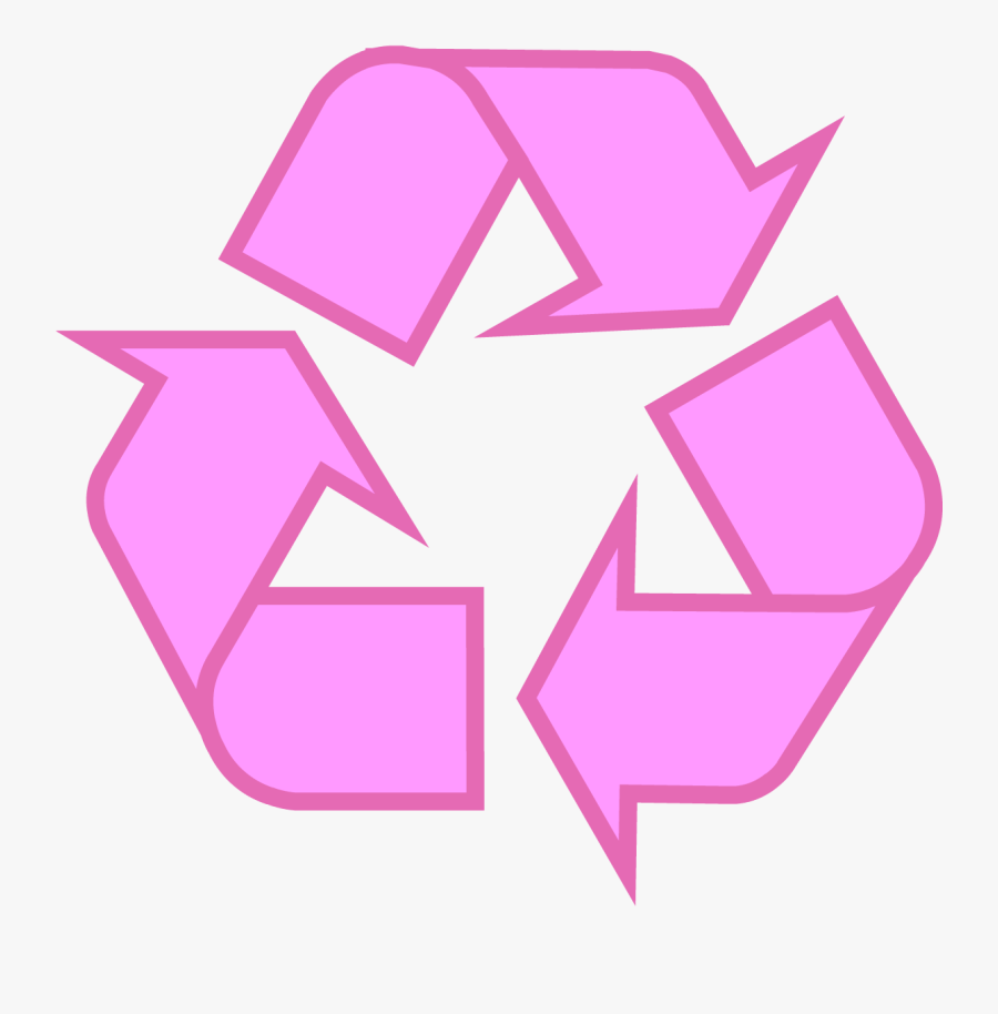 Recycling Symbol Icon Outline Sol - Reduce Reuse Recycle Symbol Png, Transparent Clipart