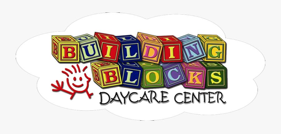 Building Blocks Day Building Blocks Logo Day Care Logos, Transparent Clipart