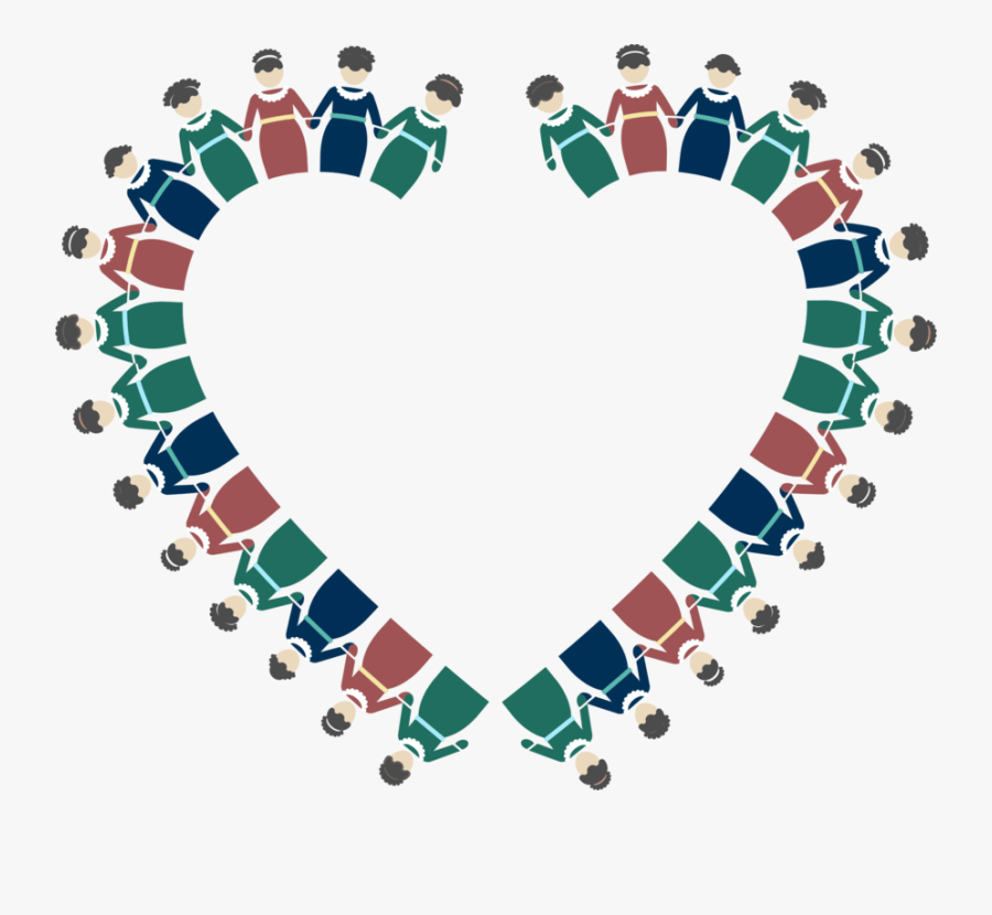 Thumb Image - Women Holding Hands Clipart, Transparent Clipart