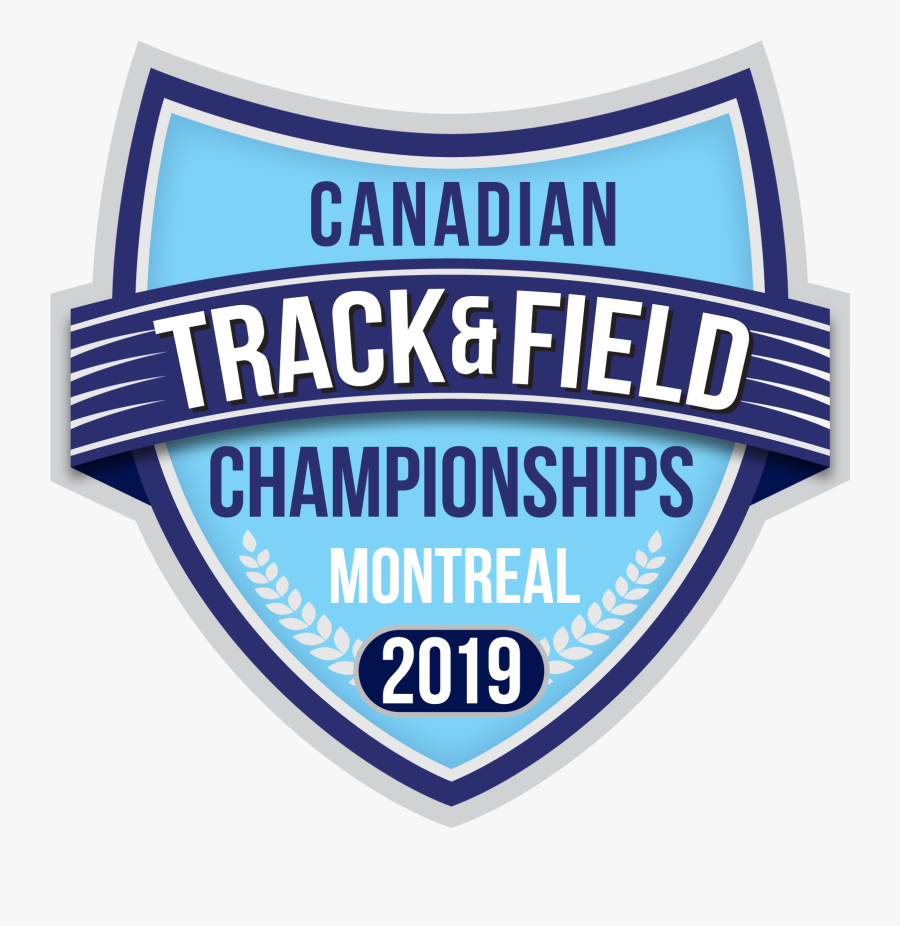 Transparent Track And Field Png - Canadian Track And Field Championships 2019, Transparent Clipart