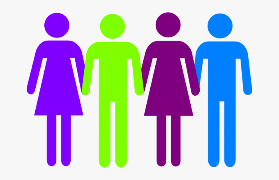 Transparent Couple Holding Hands Png - People Holding Hands Clipart, Transparent Clipart