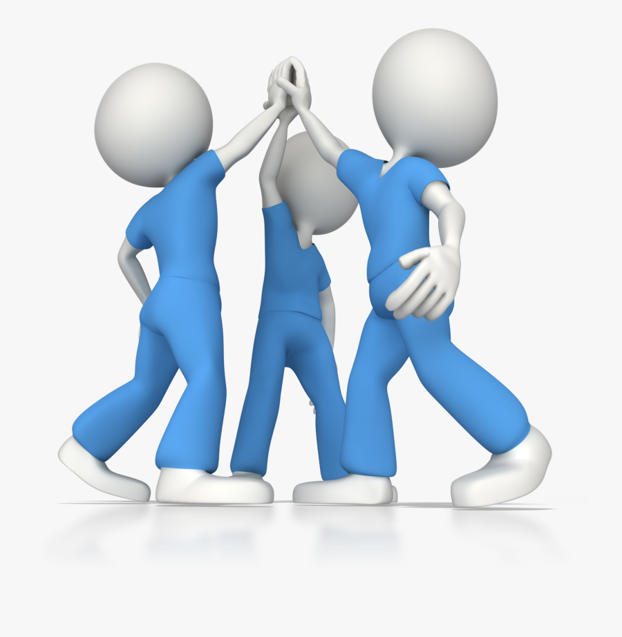 Teamwork Microsoft Clip Art - Team Clipart Png, Transparent Clipart