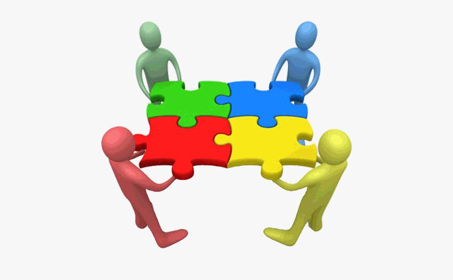 Team Building Teamwork Clip Art - Human Behavior In Organization Background, Transparent Clipart