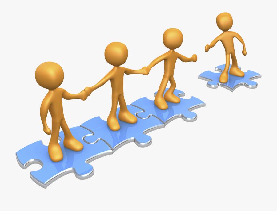 Teamwork Team Leader Clip Art - Proactive Behavior, Transparent Clipart