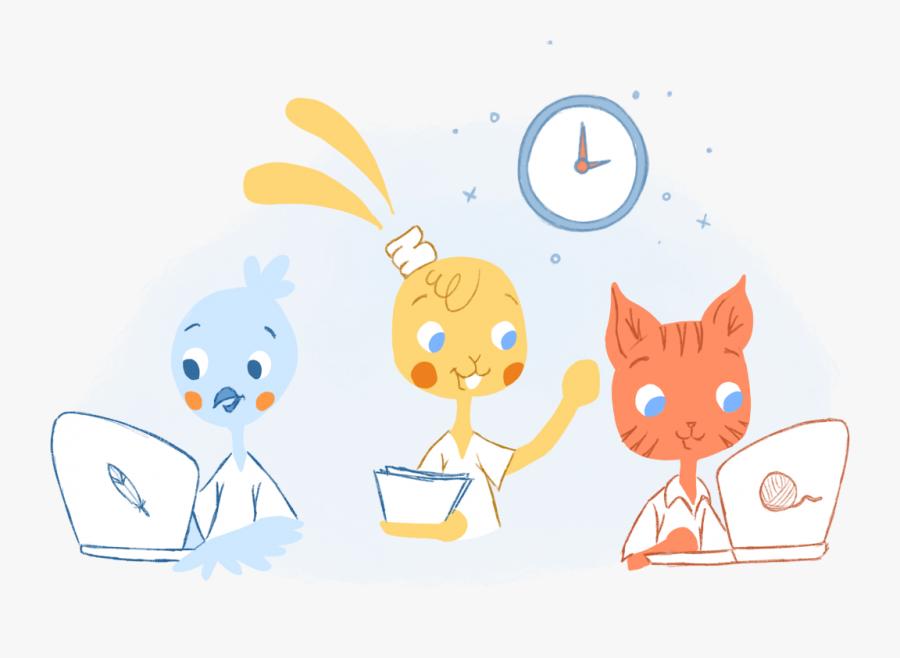 Teamwork Clipart Effective Management - Teamwork, Transparent Clipart
