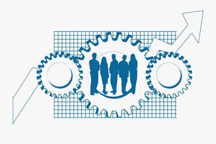 Teamwork Free Images On Pixabay Clip Art - Guia Das Vendas Online, Transparent Clipart