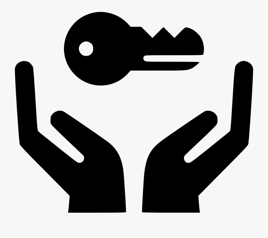 Wrench Clipart Hand Holding - Hand Icon Png Transparent, Transparent Clipart