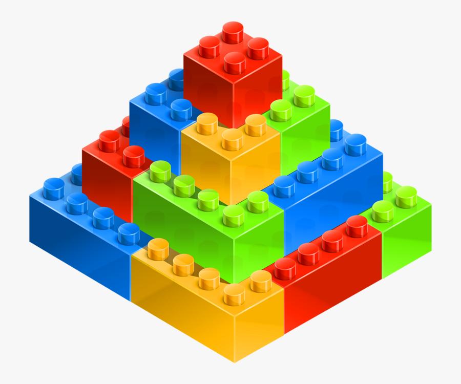 Weekly Lego Challenge
