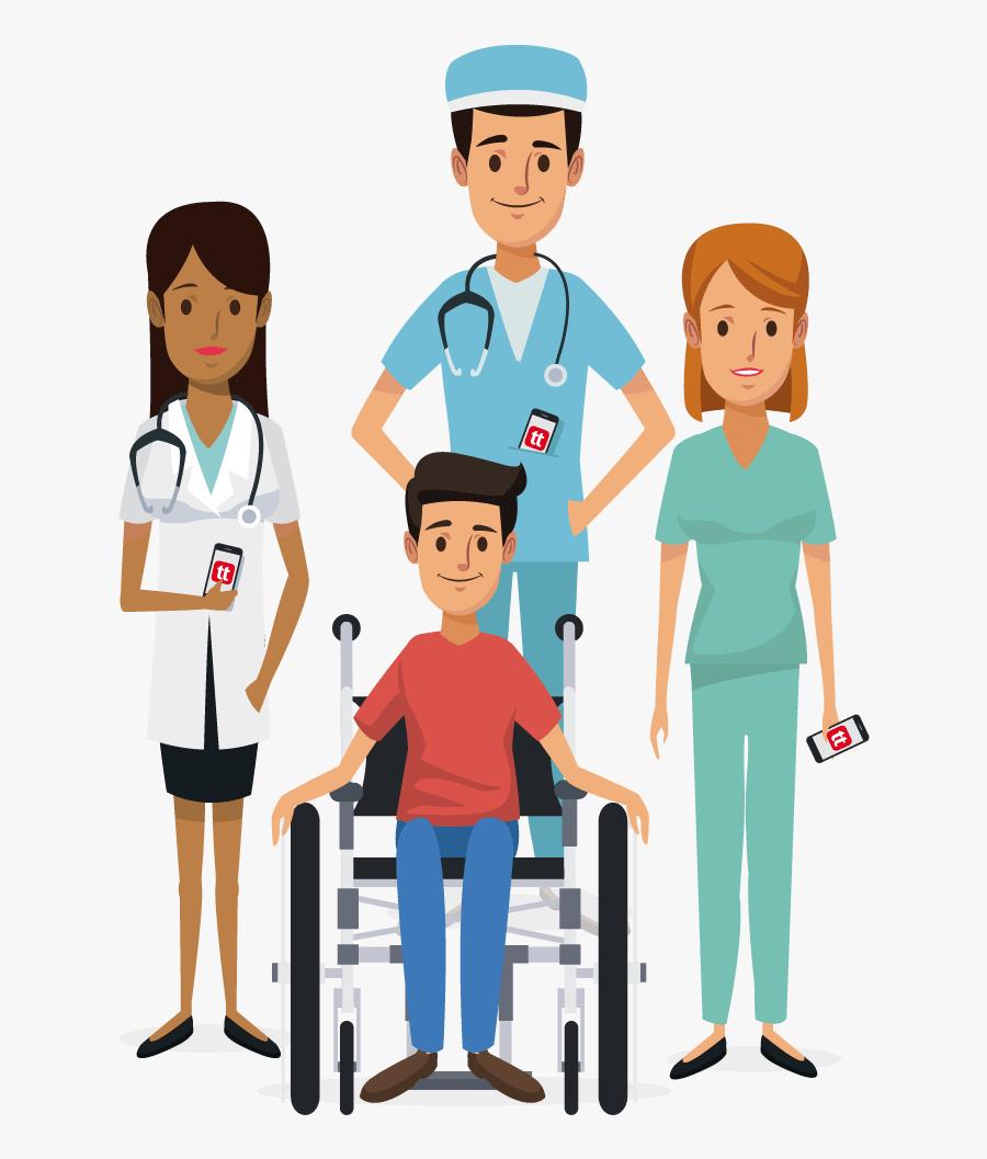 Health Care Medicine Nursing - Patient Png, Transparent Clipart