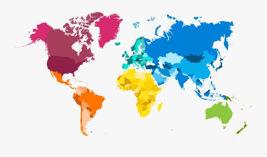 Globe World World Map Graphic Design Png Image- - World Map Png Transparent, Transparent Clipart