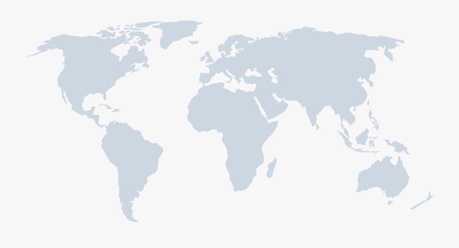 World,computer Wallpaper,sky - World Map Svg Free, Transparent Clipart