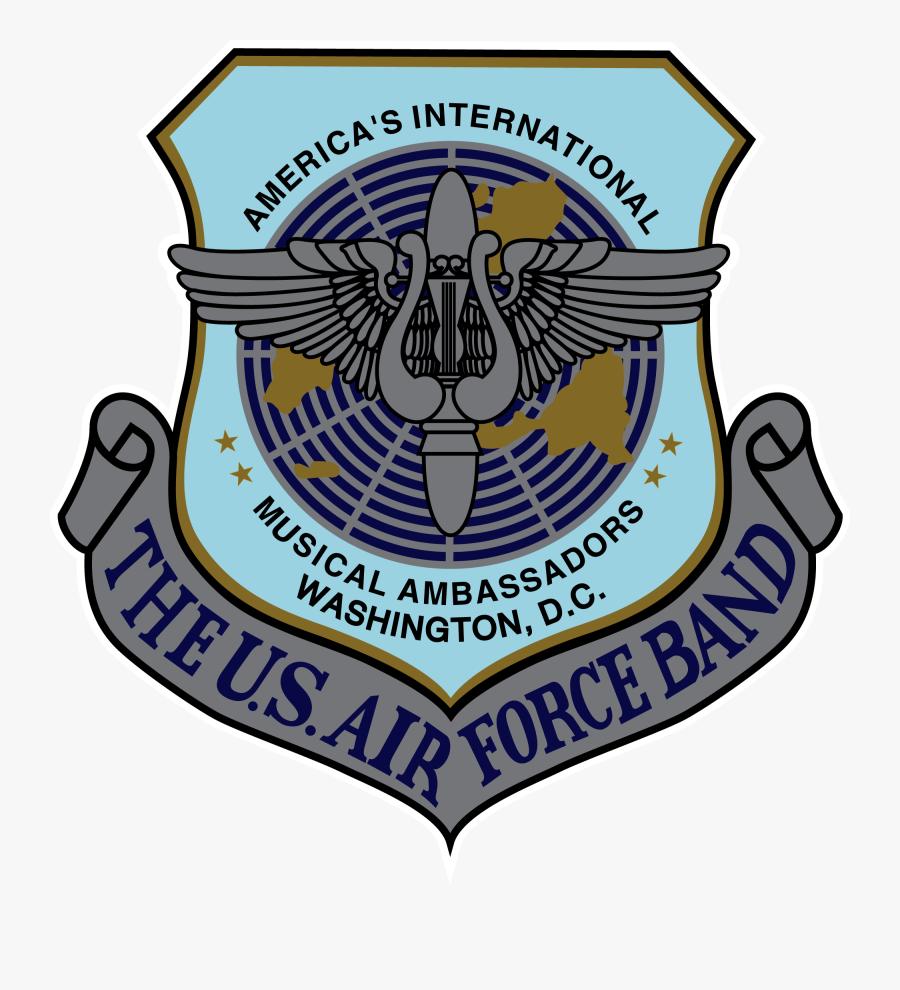 United States Air Force - United States Air Force Band, Transparent Clipart